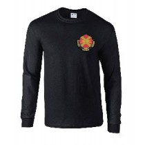 HHC Garrison USAG Long Sleeve Tee Shirt