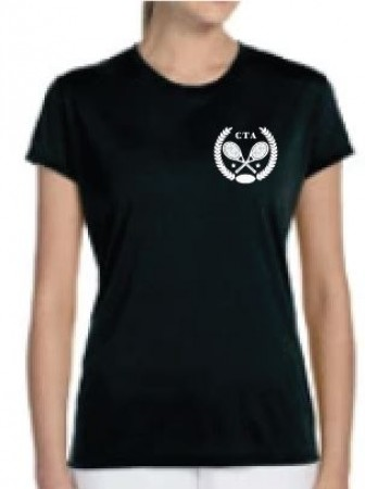 Clarksville Tennis Association Ladies  Tees
