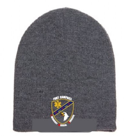 Fort Campbell EMS Knit  Beanie