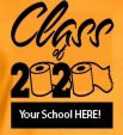 Class of T.P  Customize your school and color tee!