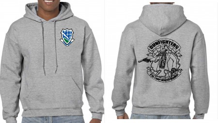 1-506th Gun Fighters Hooded Sweatshirts