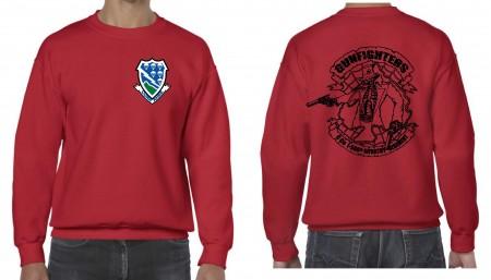 1-506th Gun Fighters Crew Sweatshirt