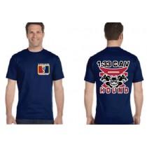 2-506th Hound Co  Short Sleeve Tee