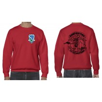 1-506th Gun Fighters Crew Sweatshirt