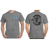1-506th Gun Fighters Short Sleeve Tee