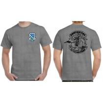1-506th Gun Fighters Short Sleeve Tee