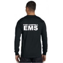Fort Campbell EMS Long Sleeve Uniform Tees