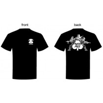 1-327th War Pigs Short Sleeve Tees