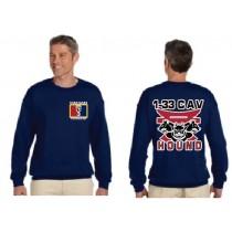 2-506th  Hound Crew Sweatshirt