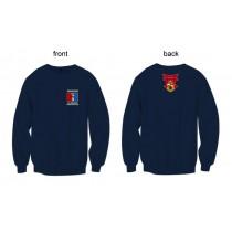 21st Engineer Battalion Crew Sweatshirt