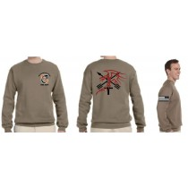 5th Special Forces Group ODA 5334 Crew Sweatshirt