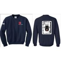 2-506th Jackals Crew Sweatshirt