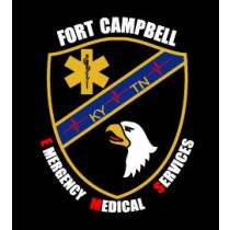 Fort Campbell EMS  Short Sleeve Polo's