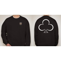 2-327 No Slack Crew Sweatshirt Black