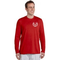 Clarksville Tennis Association Long Sleeve Performance Tee
