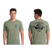 1-506th Gun Fighters Short Sleeve Next Level Tee
