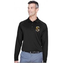 Fort Campbell EMS  Long Sleeve Polo's