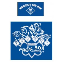 Pack 505 Cub Scouts Tees