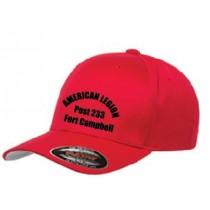 American Legion Post 233 Mid Profile Cotton Twill Hat