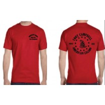 American Legion Post 233  Short Sleeve Unisex Tees