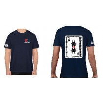 2-506th Jackals Short Sleeve Tees Moisture Wicking