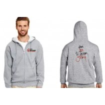 YFC  Zipper Hoodie  Falcon or Give Life to your Story!
